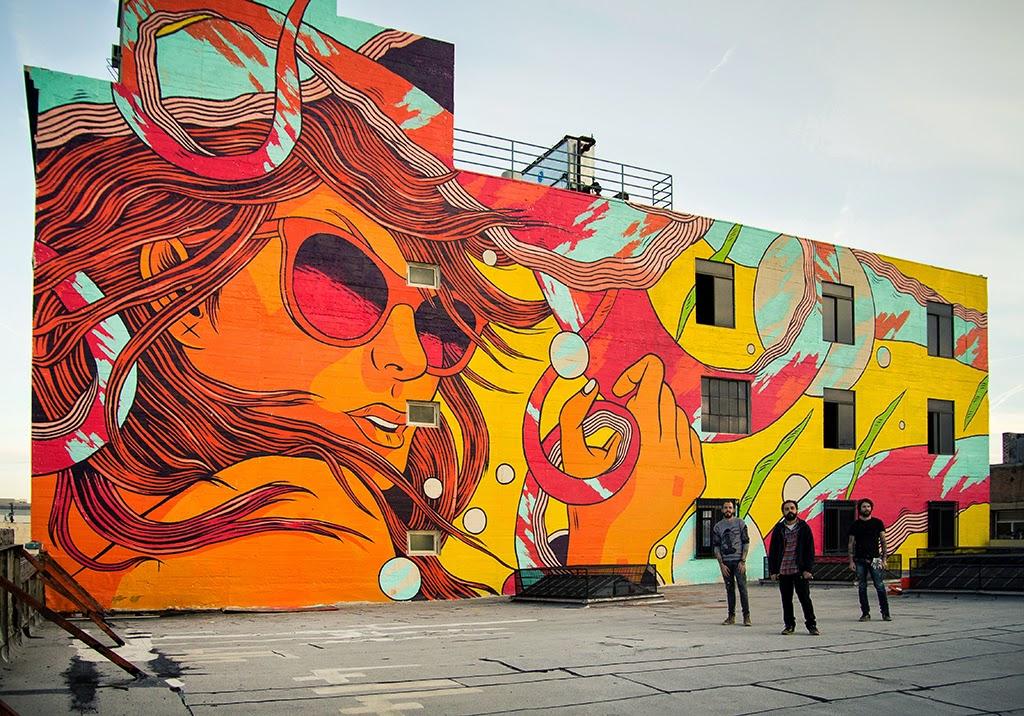 bicicletasemfreio-losangeles-wall